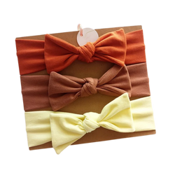 3-Pack Headband Sweet Rustic