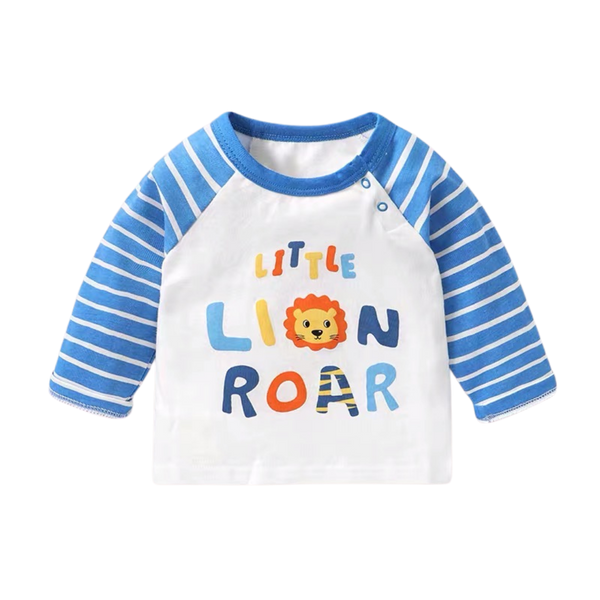 Jolly Shirt Lion