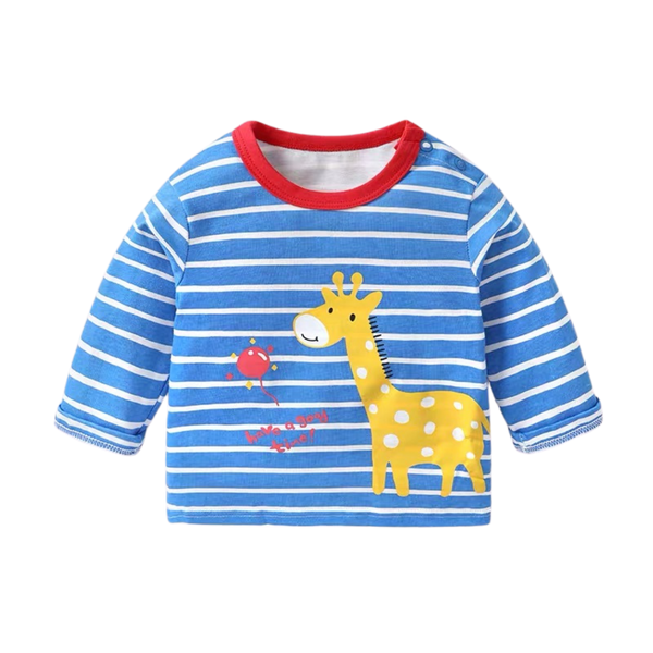 Jolly Shirt Giraffe