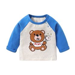 Jolly Shirt Bear