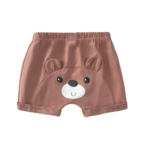 Bum Shorts Animal Bear