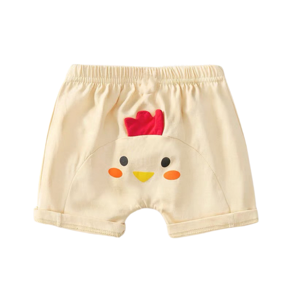 Bum Shorts Animal Chick