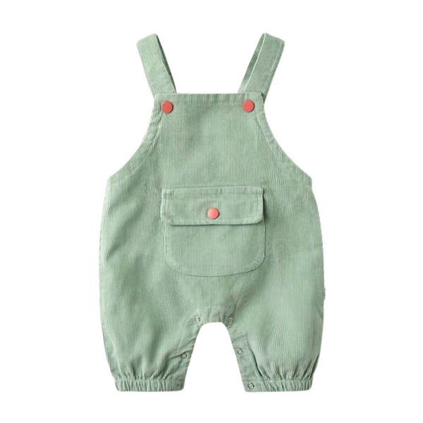 Pocket Jumpsuit Sage