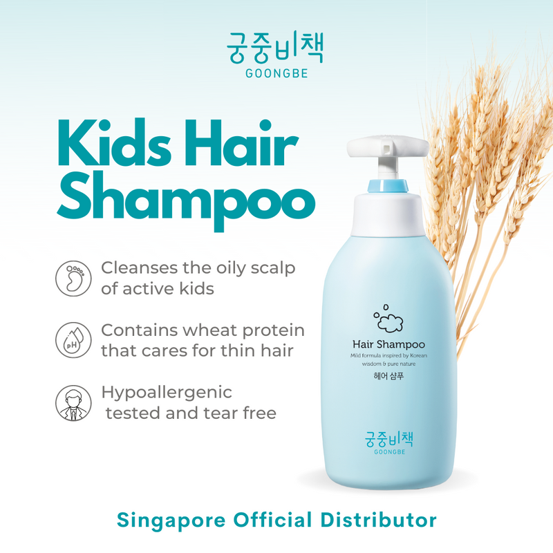 Baby Hair Shampoo for 24 months and above