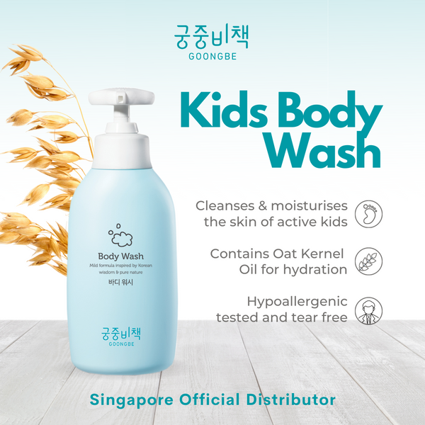 Baby Body Wash for 24 months and above