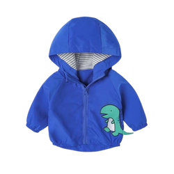 Autumn Wind Breaker Dinosaur