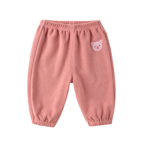 Comfy Easy Pants Elephant