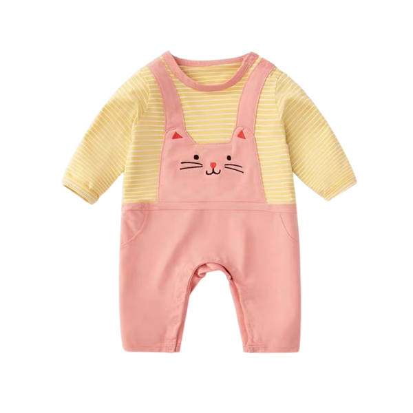 Summer Sleepsuit Kitty
