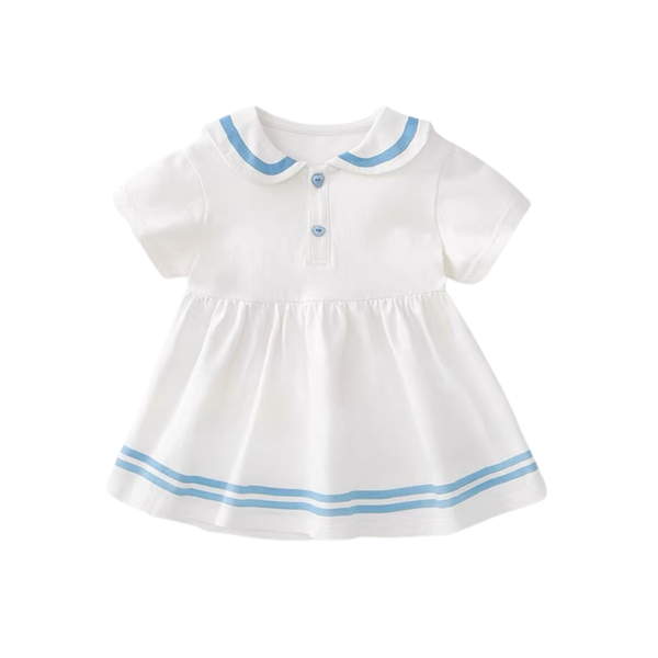 Summer Sweet Sailor Dress