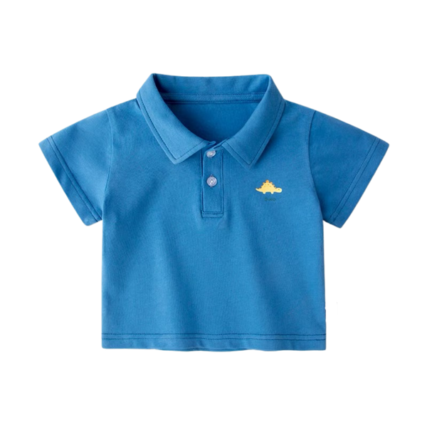 Dinosaur Polo Tee Oxford