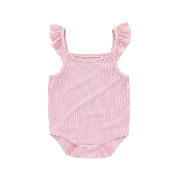 Agnes Bodysuit Blush