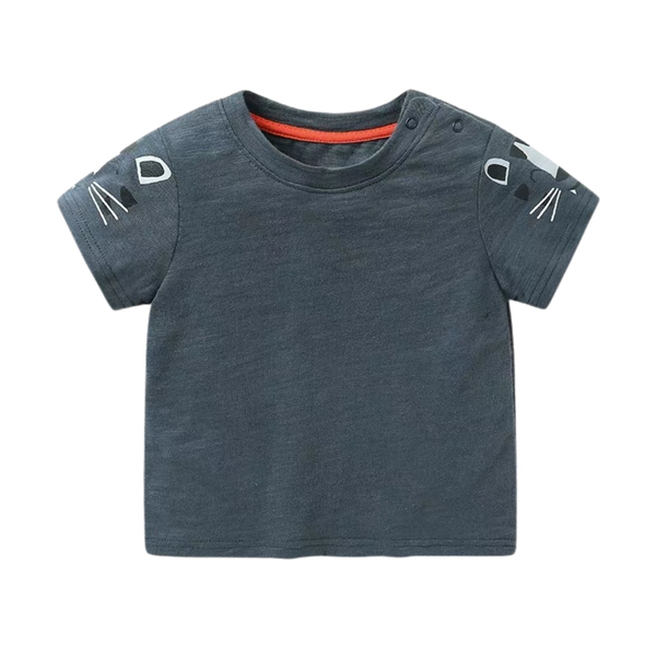 Boys Summer Tee Navy