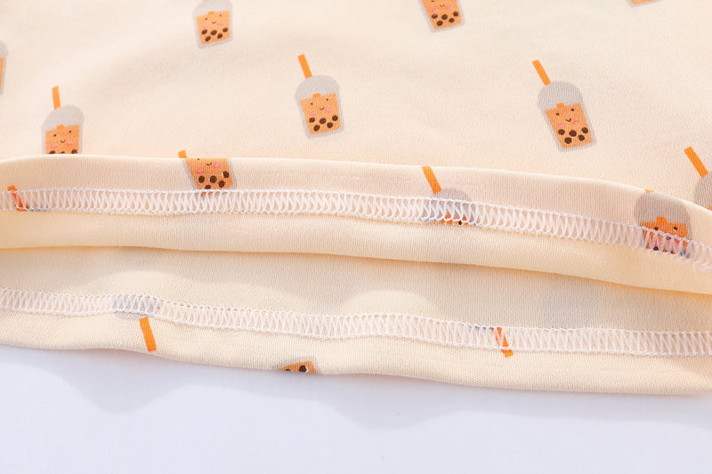 Boba Tea Soft Pocket Tee