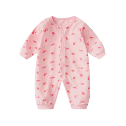 Everynight Button Sleepsuit Swan