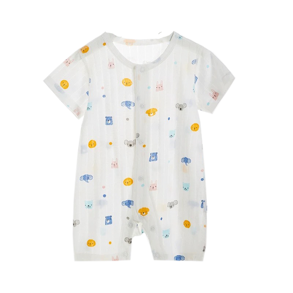 Air Series Long Bodysuit Koala Prints