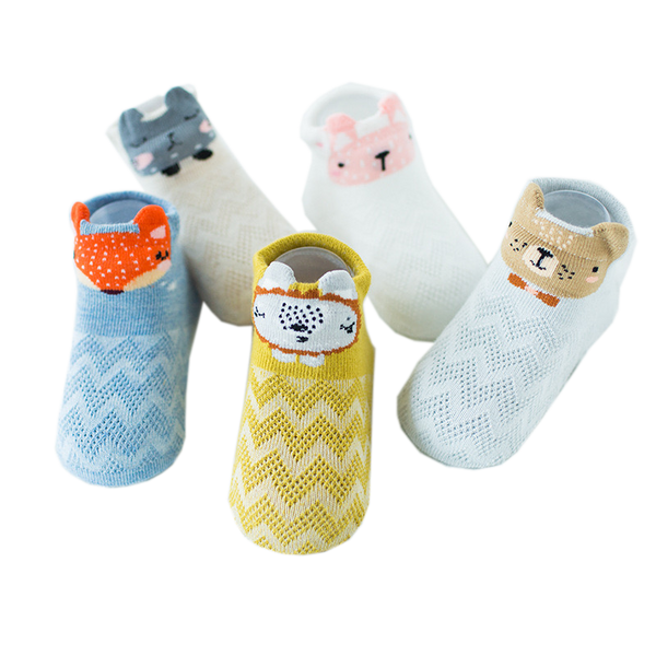 5-Pack Forest Series Socks