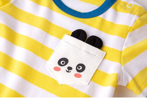 Fun Pocket Tee Panda