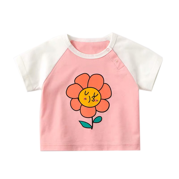 Soft Shirt Bloom Blush
