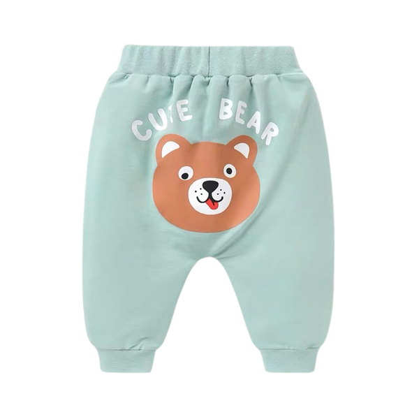 Morgan Jersey Pants Bear