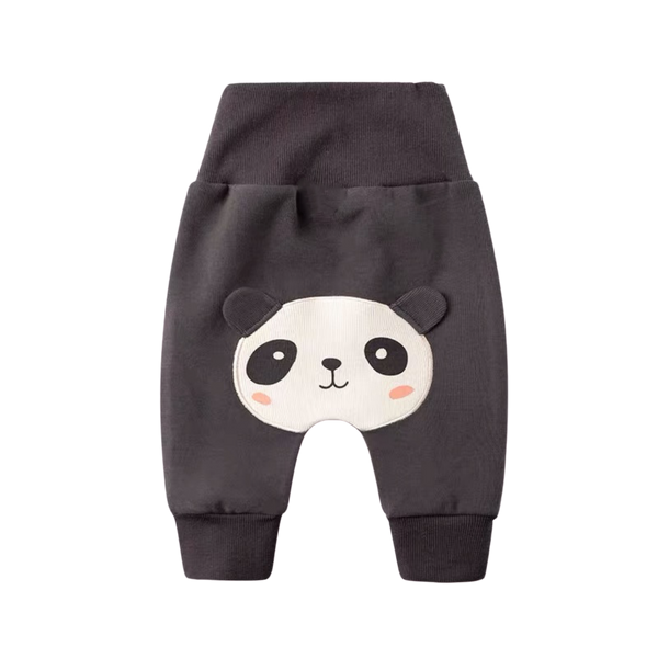 Everyday Bum Pants Grey Panda