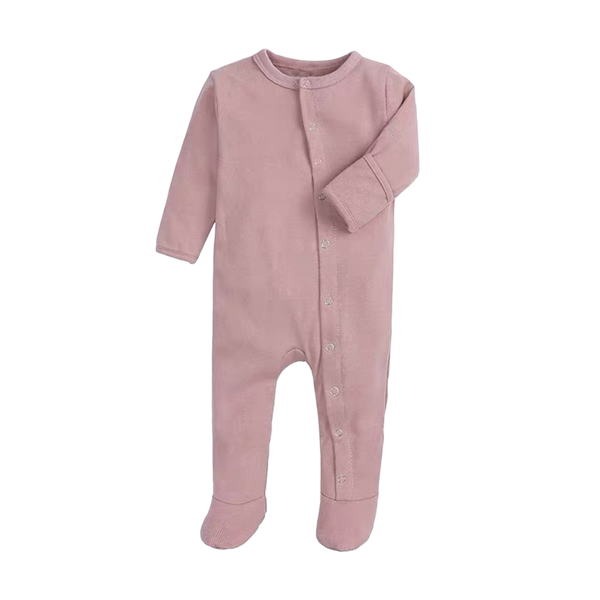 Soft Everynight Sleepsuit Blush