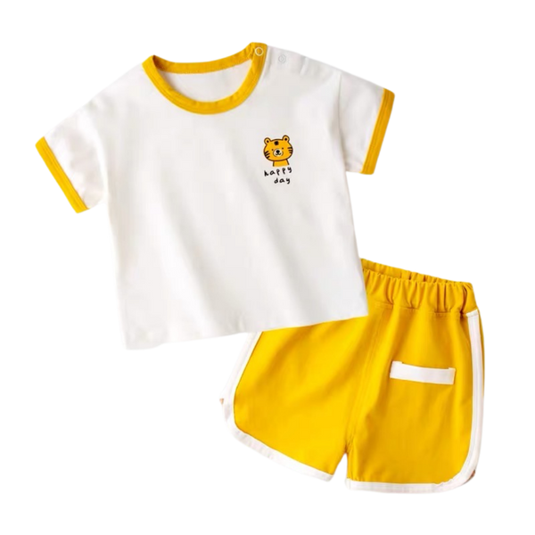 Summer Happy Tee Set Tiger