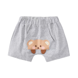 Summer Breathable Shorts Bear