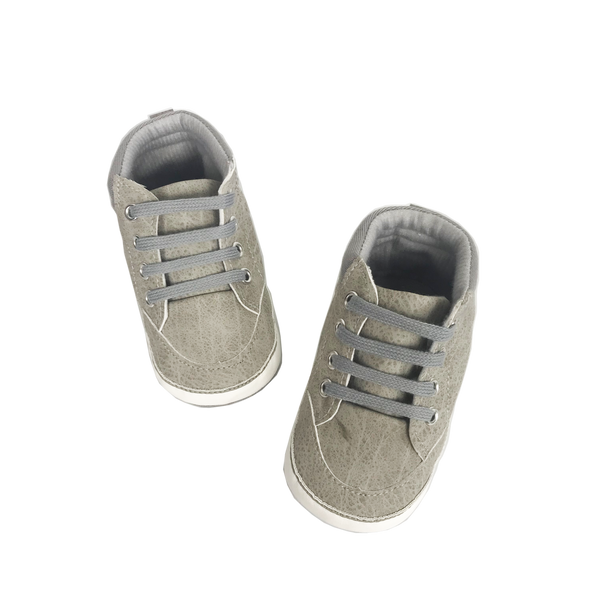 Grey Classic Trainers