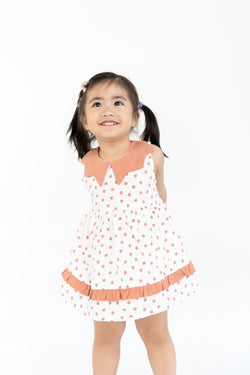 Hailey Sweet Strawberry Dress