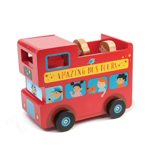 London Bus Piggy Bank