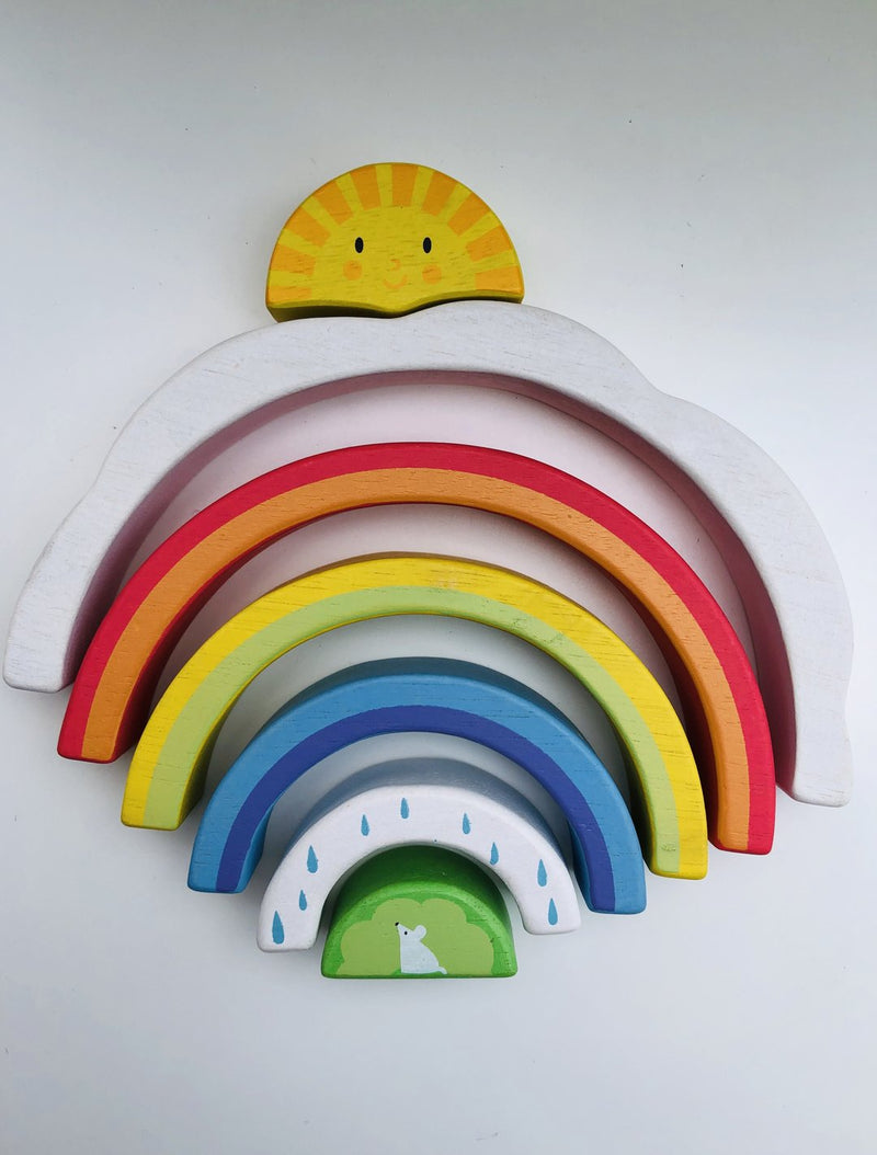 Rainbow Weather Tunnel