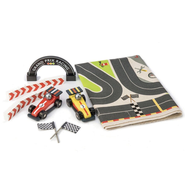 Formula 1 Racing Cars Playmat