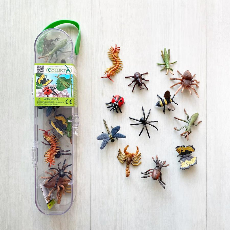 CollectA Box of Mini Insects & Spiders *new in 2020*