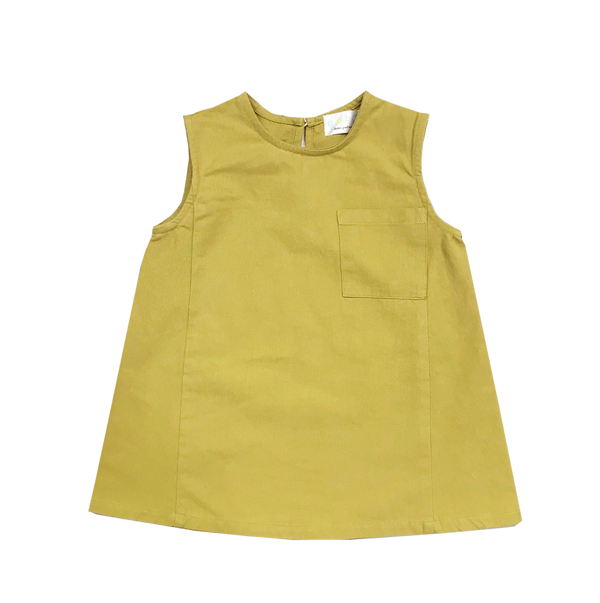 Jangmi Mustard Dress