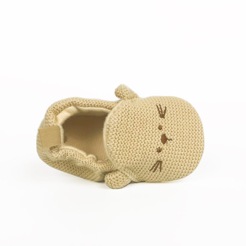Knit Mouse Shoes