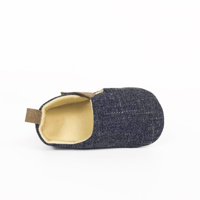 Navy Classic Shoes