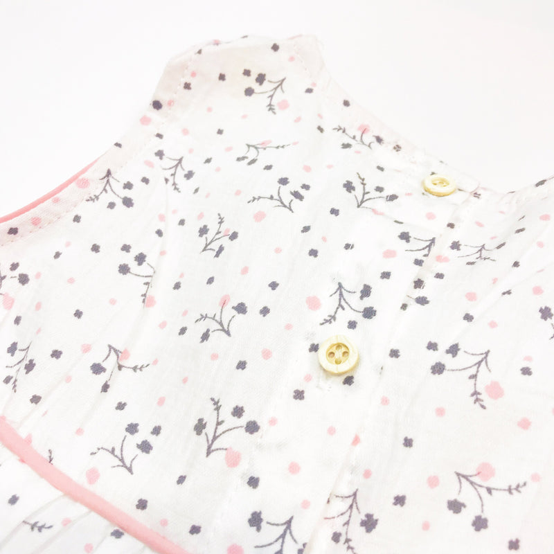 Pink Ribbon Daisy Dress