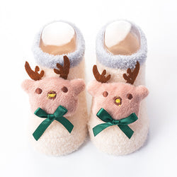 Christmas Series Ultra Soft Socks Reindeer