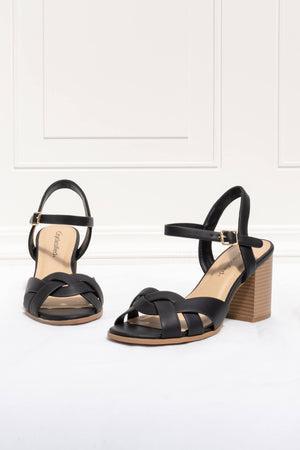 Sybil Heeled Sandals