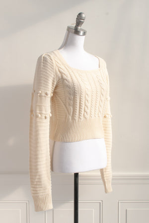 Layla Cropped Sweater