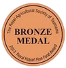 2013 - Hobart Fine Food Awards - Bronze Medal for Cold Smoked Salmon