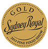 2013 - Sydney Fine Food Awards - Cold Smoked Australian Salmon - Gold Medal