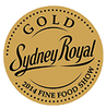 2014 - Sydney Royal Fine Food Awards - Cold Smoked Australian Smoked Salmon - Gold Medal
