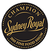 2015 - Sydney Fine Food Awards - Champion Salmon Product