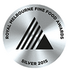 Melbourne fine Food Awards Silver Medal