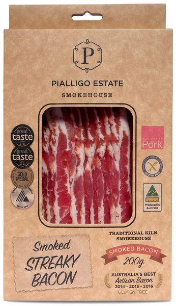 Dry Cured & Smoked Bacon - Pialligo Estate