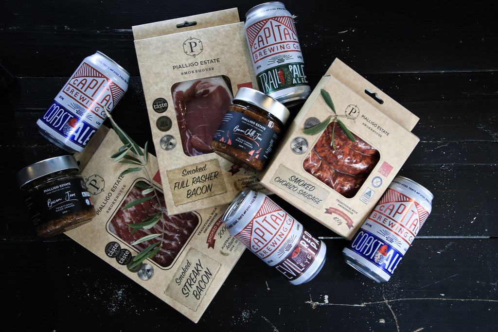Father's Day Bacon and Beer PICK UP ONLY - Pialligo Estate