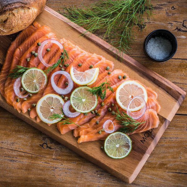 Atlantic Smoked Salmon - Pialligo Estate