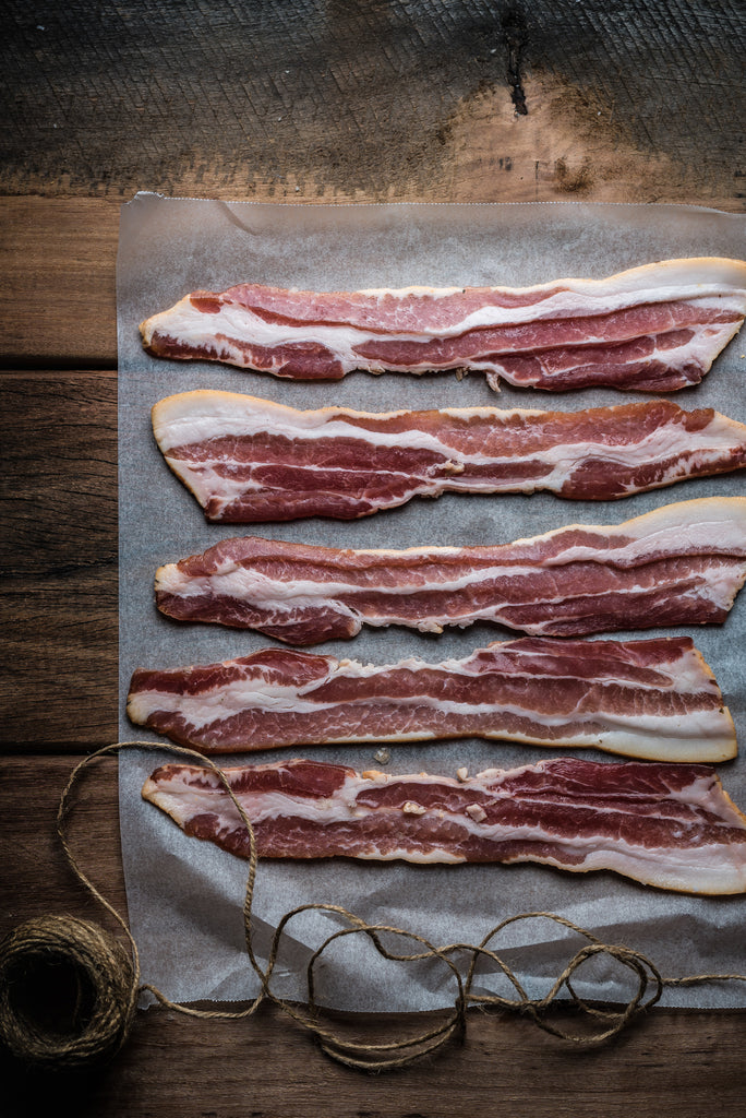 Bacon | Dry Cured & Smoked