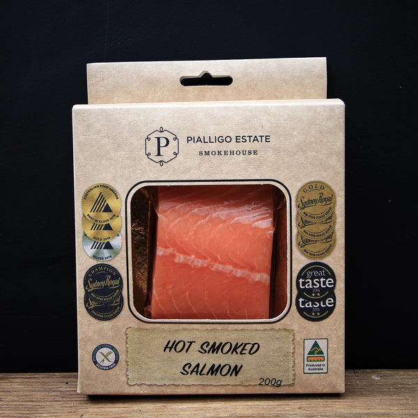 Hot Smoked Salmon - Pialligo Estate